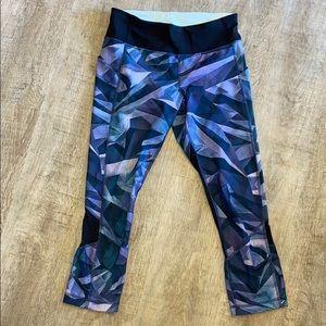 Lululemon rare color leggings, Size 6